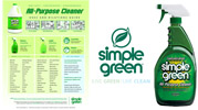 Simple Green Industrial Product Line